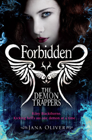 Forbidden by Jana Oliver