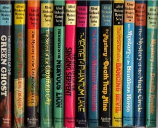 Alfred Hitchcock and the Three Investigators Series