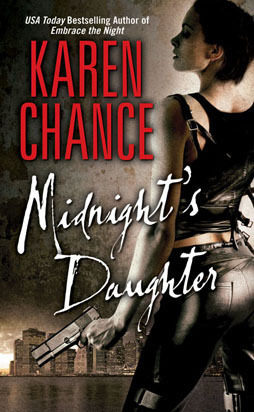 Midnight's Daughter (Dorina Basarab, #1)