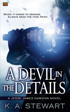 A Devil in the Details by K.A. Stewart