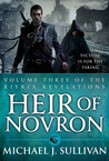 Heir of Novron (The Riyria Revelations, Vol 3)