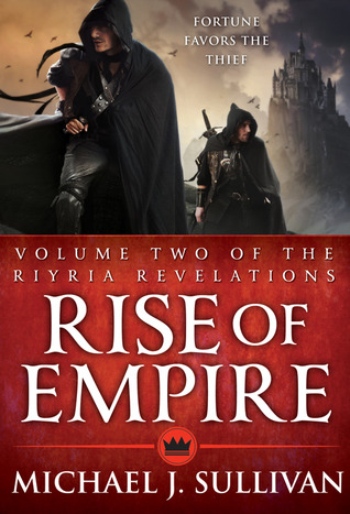 Rise of Empire (The Riyria Revelations #3-4) by Michael J. Sullivan