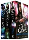 Opal Cowan Trilogy 3 Books Collection Set (Glass, #1-3)
