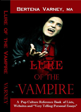 Lure of the Vampire by Bertena Varney