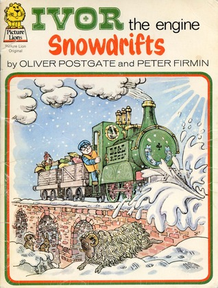 Ivor the Engine: Snowdrifts