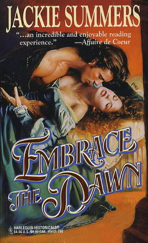 Embrace The Dawn by Jackie Summers
