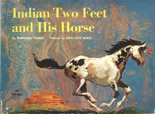 Indian Two Feet and His Horse
