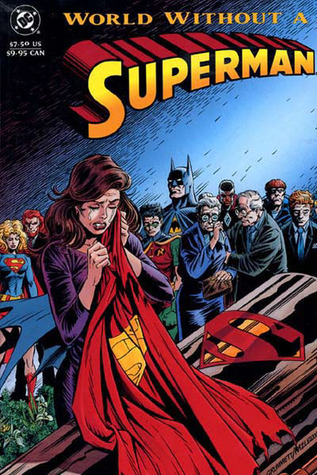 World Without a Superman by Dan Jurgens