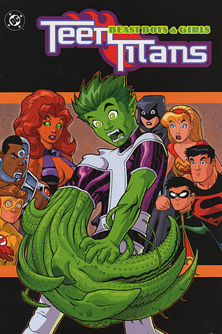 Teen Titans, Vol. 3 by Geoff Johns