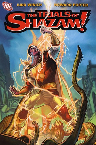The Trials of Shazam, Volume 1 by Judd Winick