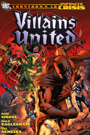 Villains United by Gail Simone