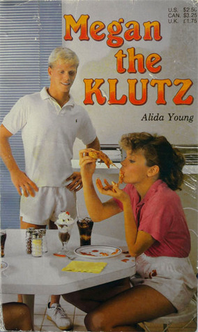 Megan the Klutz by Alida E. Young