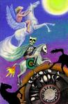 Behold a Pale Horse by Milton William Cooper