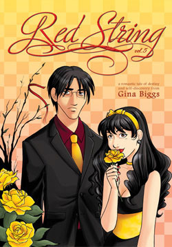 Red String Volume 5 by Gina Biggs