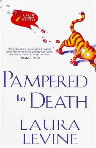 Pampered to Death by Laura Levine