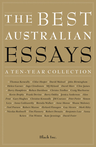 collection best essays The top 10 essays since 1950 by robert atwan the founder of the best american essays series, picks the 10 best essays of the postwar period.