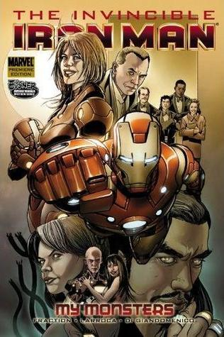 The Invincible Iron Man, Vol. 7 by Matt Fraction