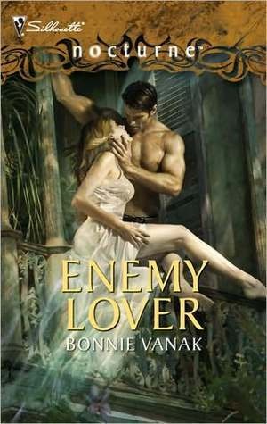 Enemy Lover by Bonnie Vanak