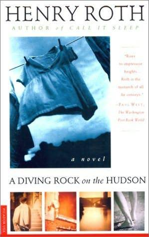 A Diving Rock on the Hudson by Henry Roth