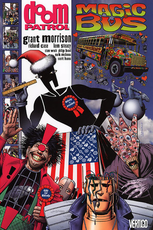 Doom Patrol, Vol. 5 by Grant Morrison
