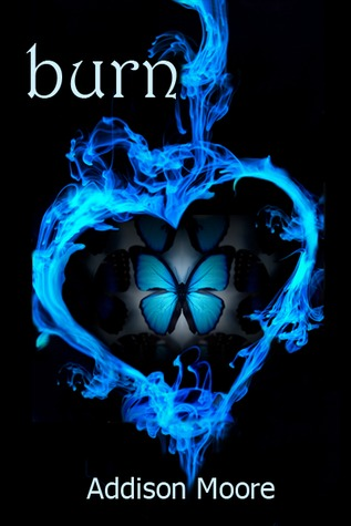 Burn (Celestra, #3)