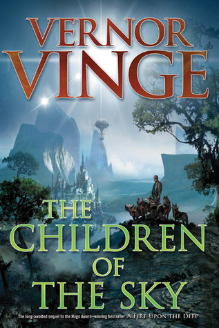 The Children of the Sky  (Zones of Thought #3)