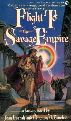 Flight to Savage Empire (Savage Empire, #4)