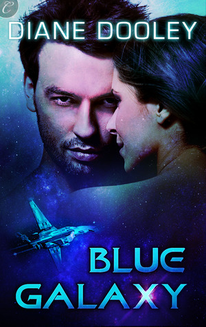 Blue Galaxy by Diane Dooley