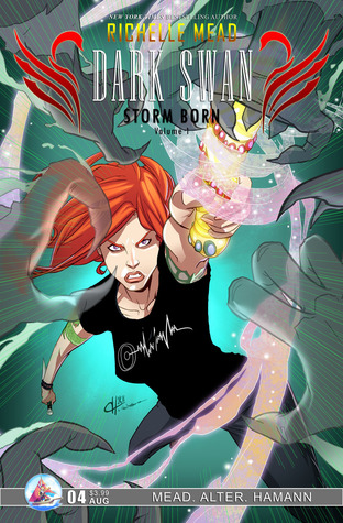 Storm Born, #4 by Richelle Mead