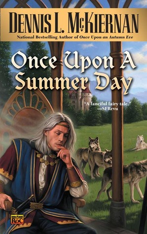 Once Upon a Summer Day book cover