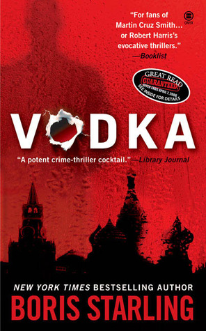 Vodka Boris Starling