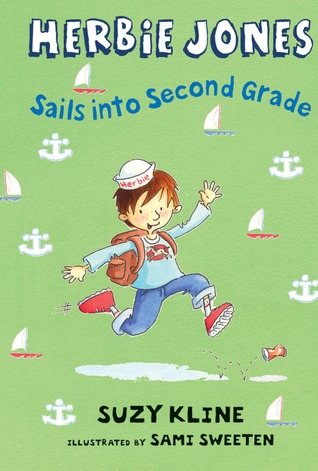 Herbie Jones Sails into Second Grade by Suzy Kline