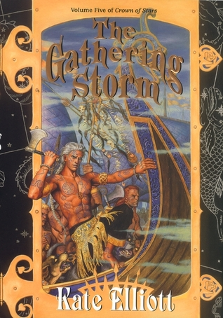 The Gathering Storm by Kate Elliott