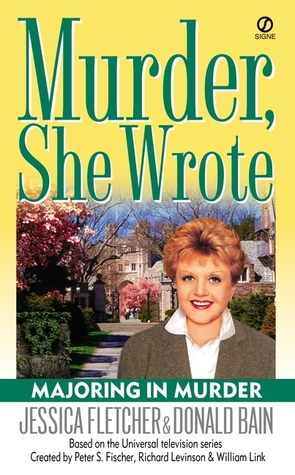 Majoring In Murder (Murder, She Wrote #19)