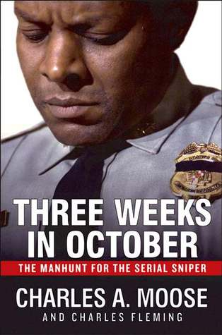Three Weeks in October by Charles A. Moose