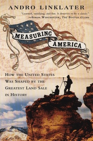 Measuring America by Andro Linklater