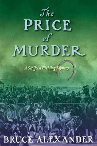 The Price of Murder (Sir John Fielding, Book 10)