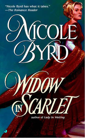 Widow in Scarlet by Nicole Byrd