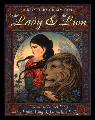 The Lady and the Lion by Jacqueline K. Ogburn