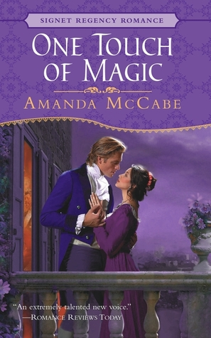 One Touch of Magic by Amanda McCabe