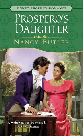Prospero's Daughter by Nancy Butler