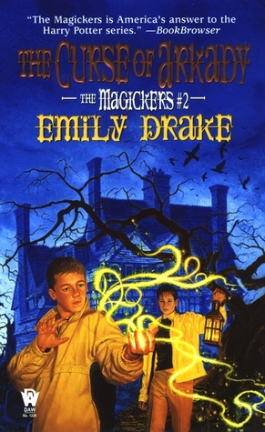 The Curse of Arkady by Emily Drake