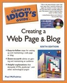The Complete Idiot's Guide to Creating a Web Page & Blog