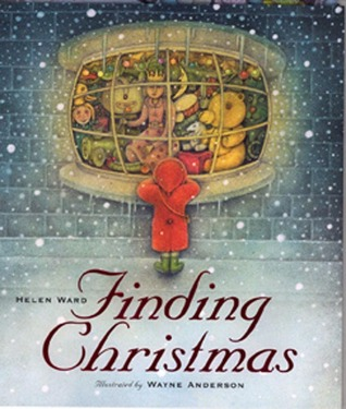 Finding Christmas by Helen Ward
