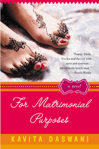 For Matrimonial Purposes by Kavita Daswani