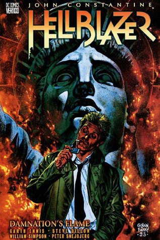 Hellblazer: Damnation's Flame