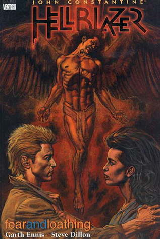 Hellblazer by Garth Ennis