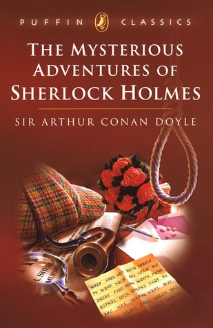 The Mysterious Adventures of Sherlock Holmes by Arthur Conan Doyle