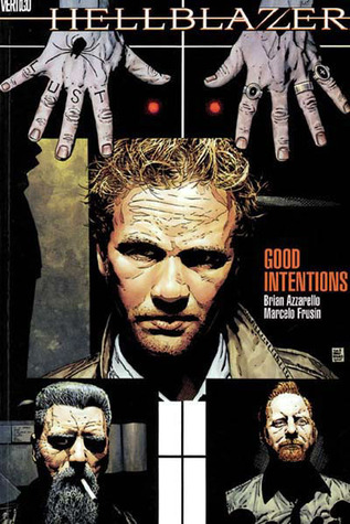 Hellblazer by Brian Azzarello