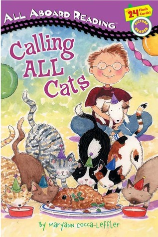 Calling All Cats by Maryann Cocca-Leffler